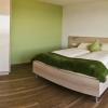 Das Schlafzimmer in Appartement 1