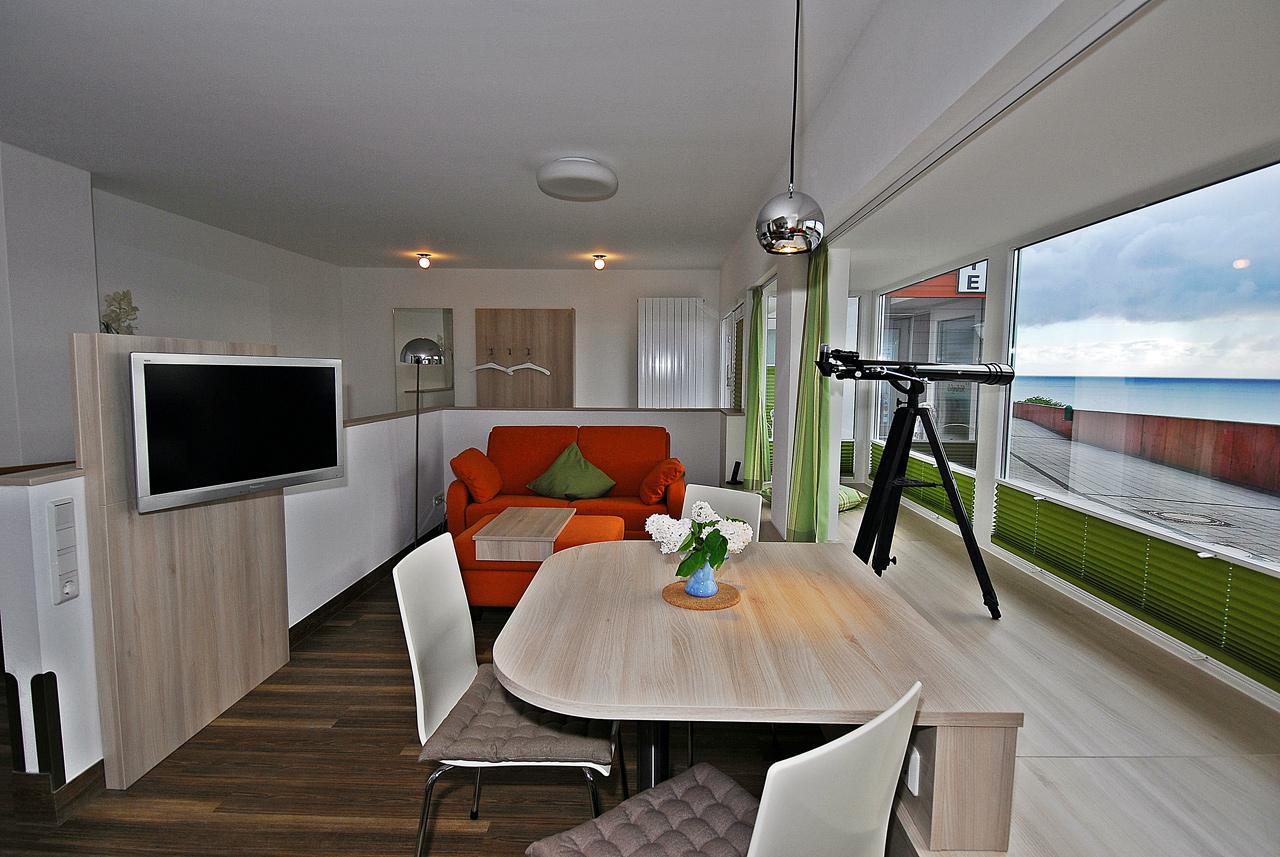 appartementhaus hohenfels auf helgoland ihre gem tliche unterkunft f r einen erholsamen urlaub. Black Bedroom Furniture Sets. Home Design Ideas